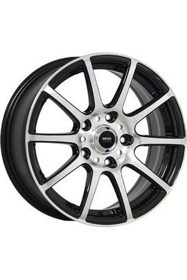 Mega wheels Y1010 5.5x13 4x98 58.6 ET35