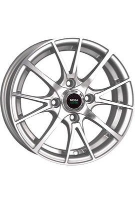 Mega wheels Y3174 6.5x15 5x100 57.1 ET40