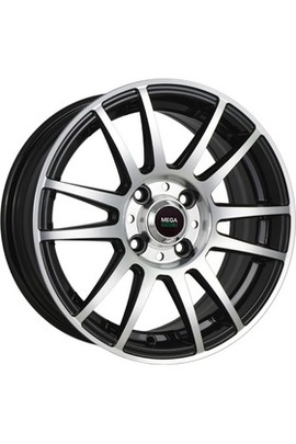 Mega wheels Y4917 6.5x16 5x114.3 60.1 ET45