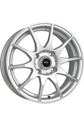 Mega wheels Y737 6x15 5x100 57.1 ET38