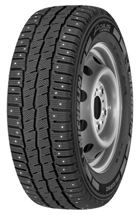 225/75 C  R16 Michelin Agilis X-Ice North шип 121/120R