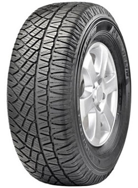 Michelin Latitude Cross 255/60 R18