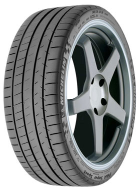 Michelin Pilot Super Sport 255/40 R19