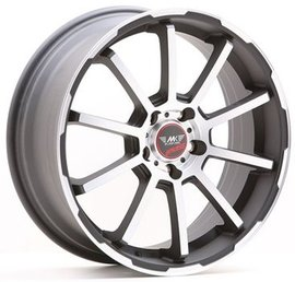 MK Wheels MK-08 7.5x17 5x114.3 73.1 ET55