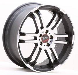 MK Wheels MK-09 7x17 5x114.3 73.1 ET45
