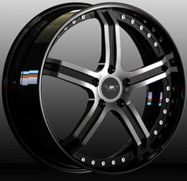 MK Wheels MK-IX Status 9.5x22 5x130 71.6 ET40