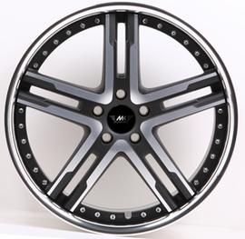 MK Wheels MK-LVI(56) Status 10x20 5x130 71.6 ET55