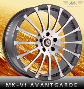 MK Wheels MK-VI Avantgarde 10x22 5x130 71.6 ET55