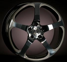 MK Wheels MK-VII Avantgarde 8.5x18 5x100 56.1 ET50
