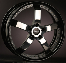 MK Wheels MK-VIII Status 10x20 5x114.3 73.1 ET40