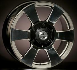 MK Wheels MK-XI Terra 7.5x17 6x139.7 110.1 ET25