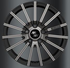 MK Wheels MK-XL(40) Avantgarde 6.5x16 5x112 66.6 ET37