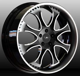MK Wheels MK-XLIV Status 9.5x22 5x130 71.6 ET40