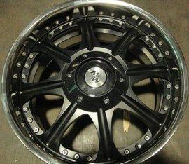 MK Wheels MK-XVI Status 9.5x20 6x139.7 110.1 ET25