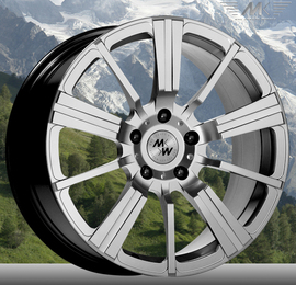MK Wheels MK-XXI Elegance 8.5x18 5x112 57.1 ET48