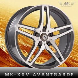 MK Wheels MK-XXV Avantgarde 9.5x22 5x130 71.6 ET40