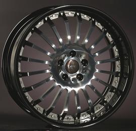 MK Wheels MK-XXXVIII Status 9.5x22 5x130 71.6 ET55