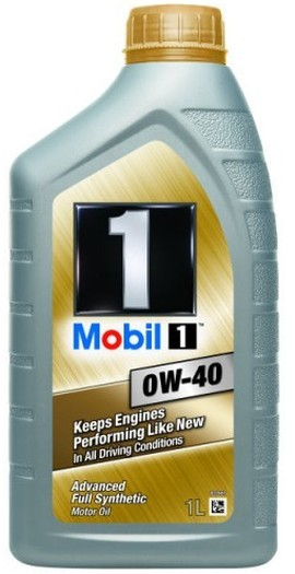 Mobil 1 0W-40 1lt Масло моторное