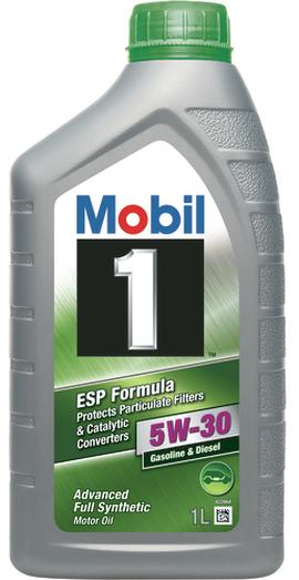 Mobil 1 ESP Formula 5W-30 1lt Масло моторное