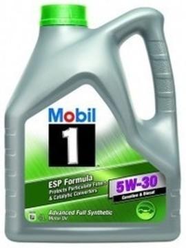 Mobil 1 ESP Formula 5W-30 4lt ����� ��������