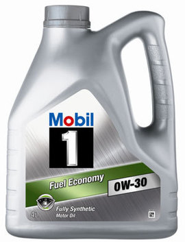 Mobil 1 Fuel Economy 0W-30 4lt Масло моторное