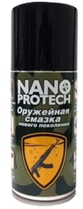 Смазка для оружия NANOPROTECH 210мл