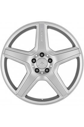 9.5X20 5X112 66.6 ET43 Original AMG S 5 Спиц Мерседес A2214012502