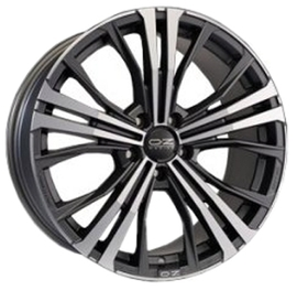 OZ Cortina 9.5x20 5x120 72.6 ET52