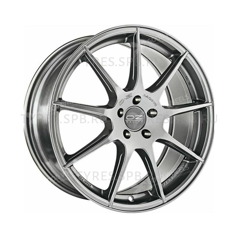 OZ Omnia grigio corsa bright 8x18 5x120 79 ET45