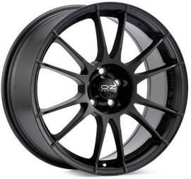 OZ Ultraleggera black 8x18 5x100 68 ET48