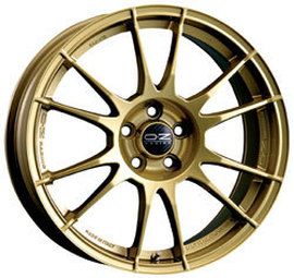 OZ Ultraleggera gold 7.5x18 5x100 68 ET48