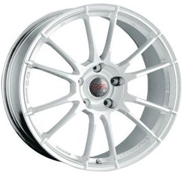 OZ Ultraleggera white 8x17 5x108 75 ET55