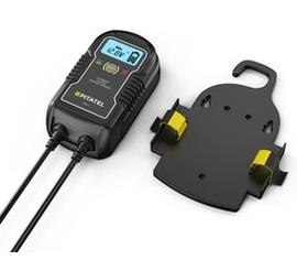 Зарядное устройство для автомобильных аккумуляторов Pitatel CBC-4 (6/12В, 4А)