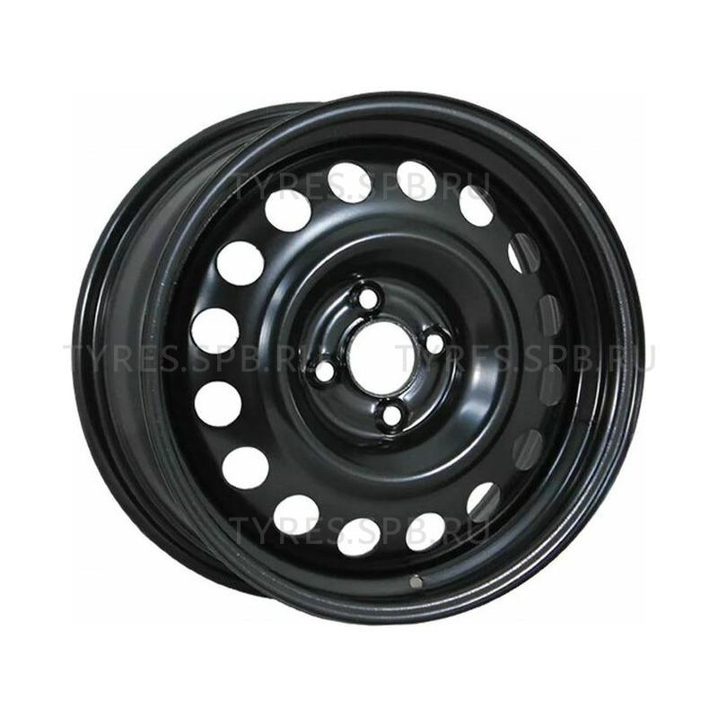SDT 9049A BLACK 6x15 4x100 56.6 ET49