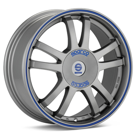 Sparco Rally 7.5x17 5x114.3 75.0 ET45