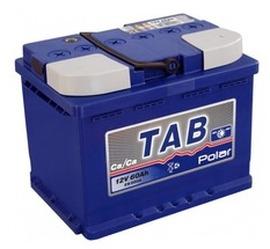 TAB Polar Blue