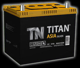 Titan Asia silver 6СТ-95.0 770A