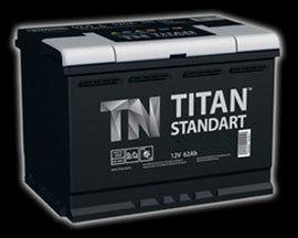 Titan Standart 352x175x190