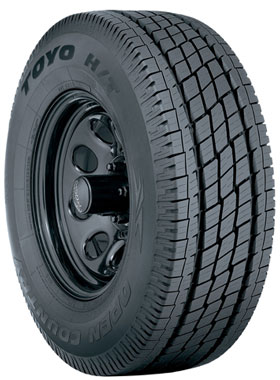 Toyo Open Country H/T 255/55 R19
