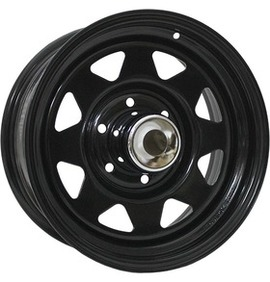 Trebl Off-road 01 black 7x16 6x139.7 110.5 ET10