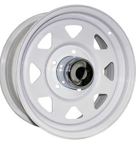 Trebl Off-road 01 white 7x15 6x139.7 108.7 ET0