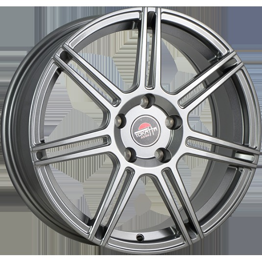Yokatta Model Forged-501 7x17 5x114.3 60.1 ET45