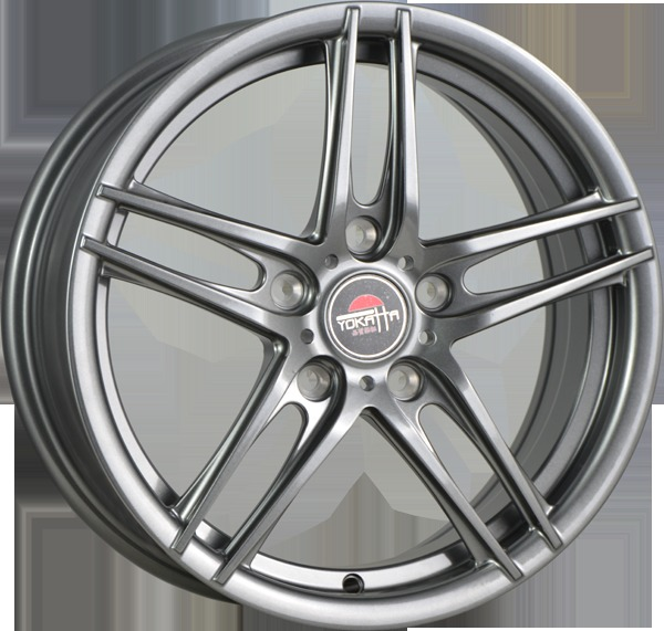 Yokatta Model Forged-502 6.5x16 5x115 70.1 ET41