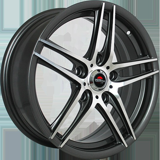 Yokatta Model Forged-502 6.5x16 5x120 67.1 ET41