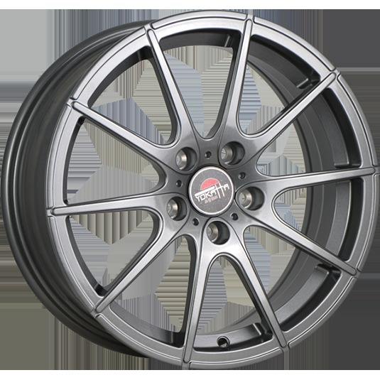 Yokatta Model Forged-521 6.5x16 5x105 56.6 ET39