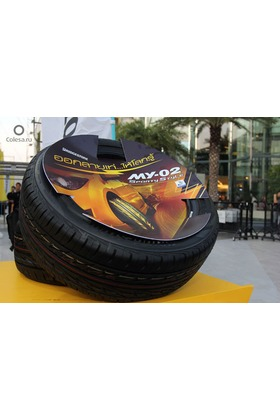 Bridgestone MY-02 195/55 R15 Вид 2