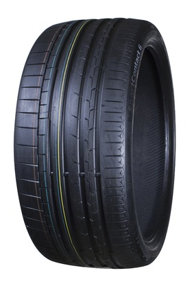 Continental ContiSportContact 6 295/25 R20 Вид 2