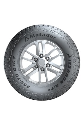 Matador MP 72 Izzarda A/T2 225/70 R16 Вид 3