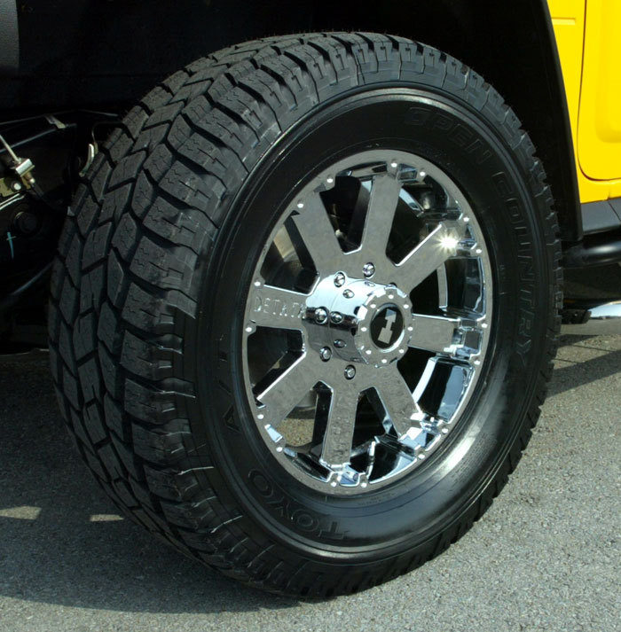 Toyo Open Country A/T 265/70 R15 Вид 2