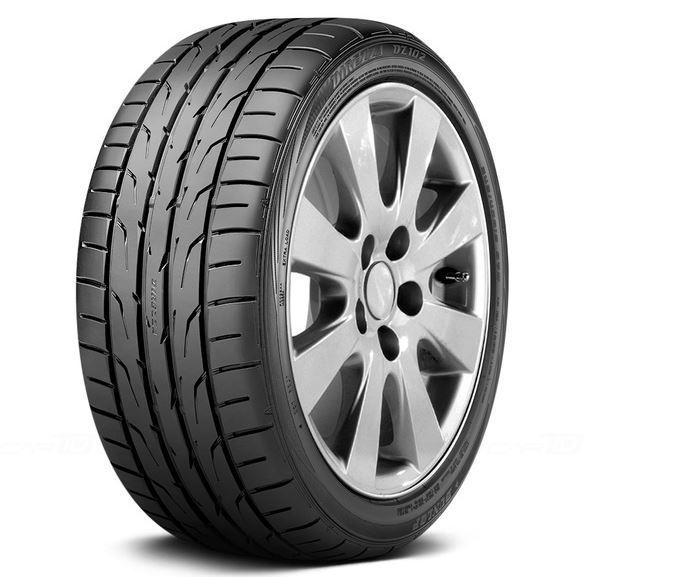 215/55  R17  Dunlop Direzza DZ102 94V Вид 0